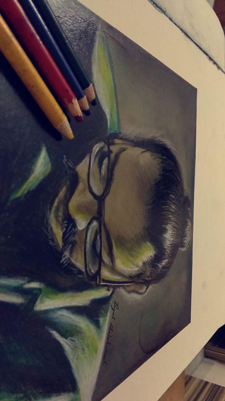 painting by Payal Shrishrimal