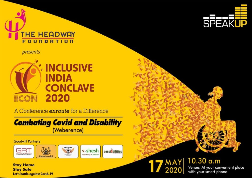 Headway Foundation's Inclusive India Conclave IICON