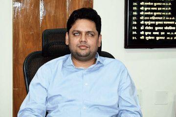 IAS officer Rajesh Kumar Singh