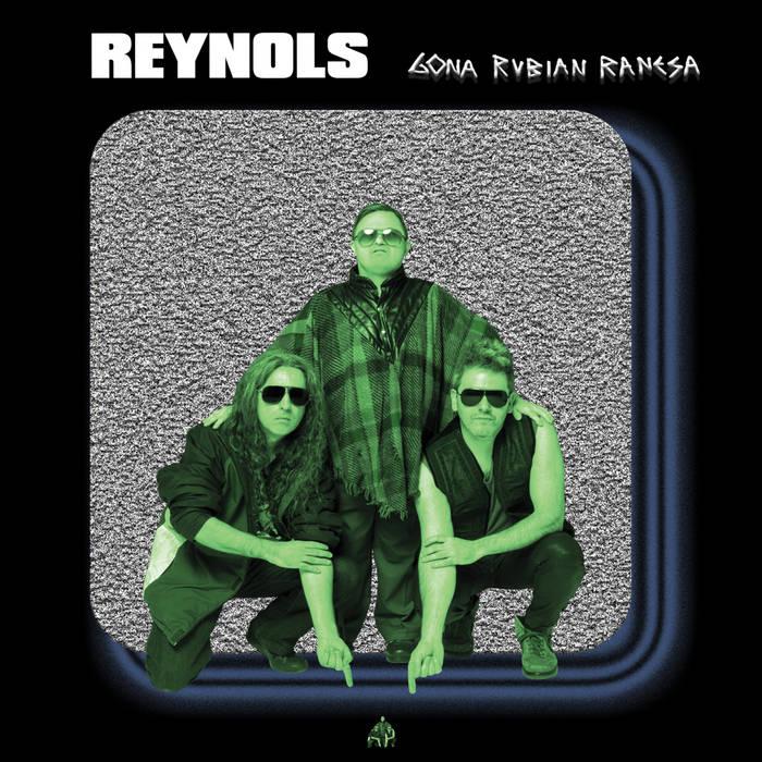 GONA RUBIAN RANESA - by REYNOLS